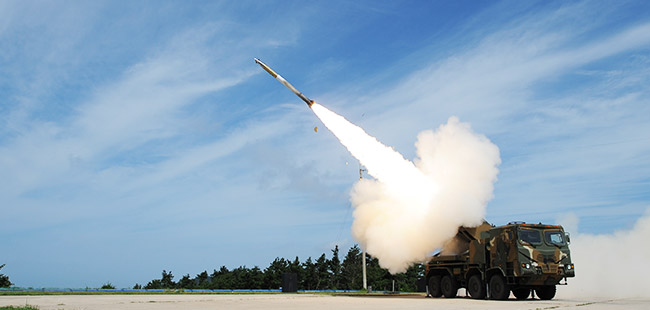 Precision Guided Munitions | Business Areas | Hanwha Corporation/defense